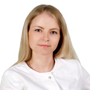 Агапова Елена Юрьевна