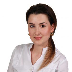 Балабина Марина Александровна