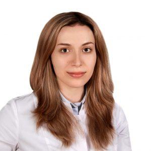 Бакумова Анна Павловна