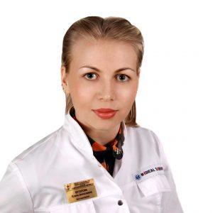 Лелюх Елена Алексеевна