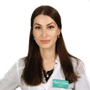 Хоменко Анастасия Михайловна