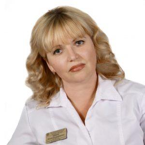 Левина Оксана Владимировна