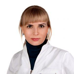 Мартынова Светлана Александровна