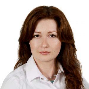 Пашнева Елена Александровна