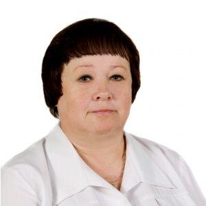 Родина Лариса Леонидовна