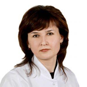 Савинова Нурия Мансуровна