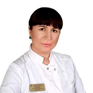 Соболева Оксана Евгеньевна