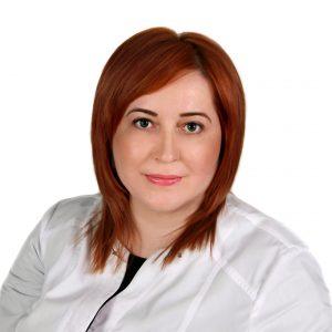 Стекольникова Елена Викторовна