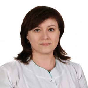 Тренина Анна Владимировна