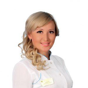 Хархалис Оксана Николаевна
