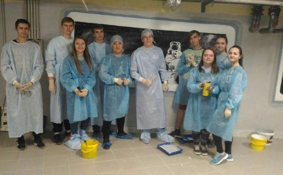 Студенты ВПИ помогли онкологическому диспансеру