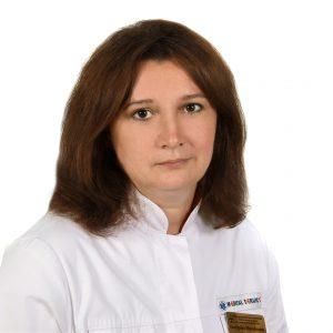 Токарева Екатерина Михайловна