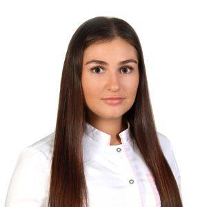 Плаксина Алина Олеговна